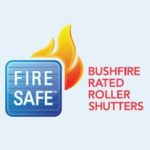 Bushfire Rated Roller Shutters Logo v 2