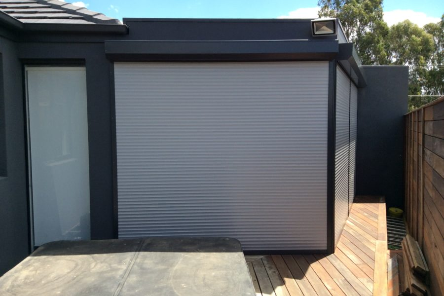 Shutters - Commercial